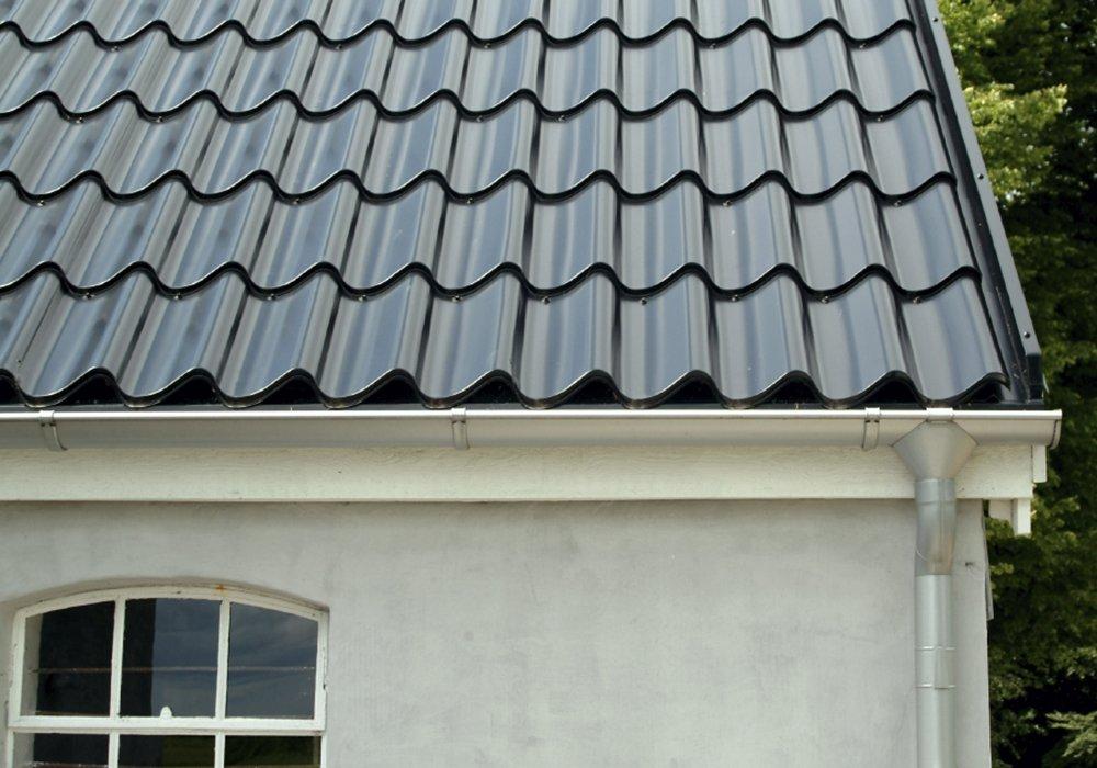 Plechová střecha hlučnost